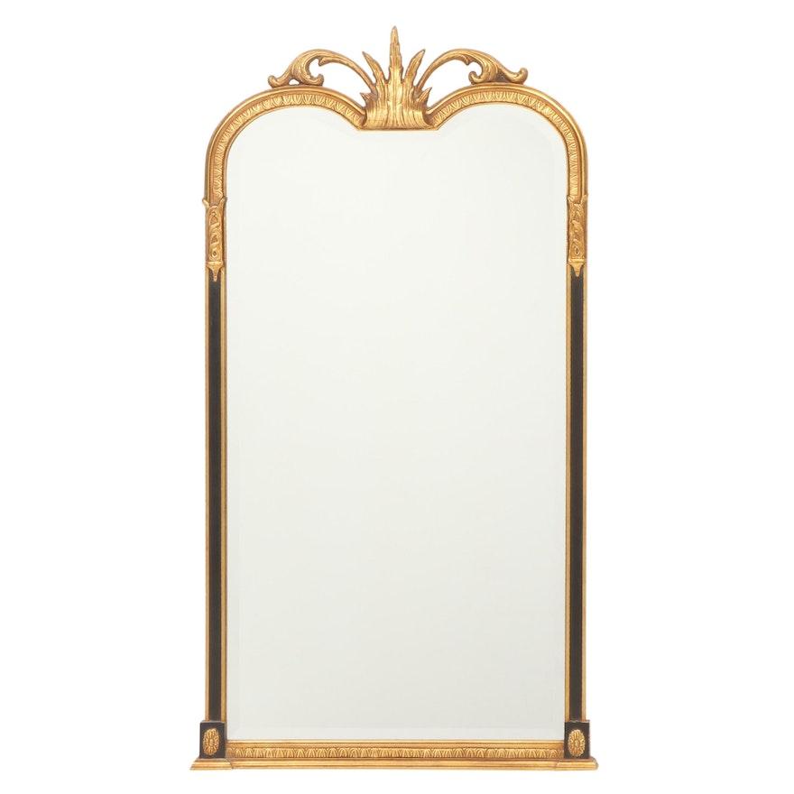 Gilt Beveled Pier Mirror