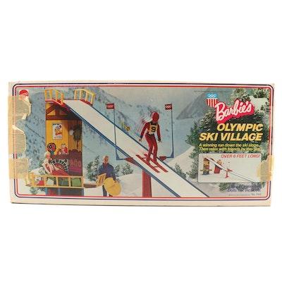 Barbie Doll Olympic Ski Village by Mattel, 1974