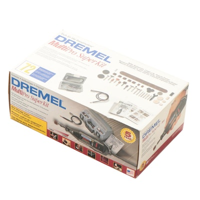 Dremel MultiPro Super Kit