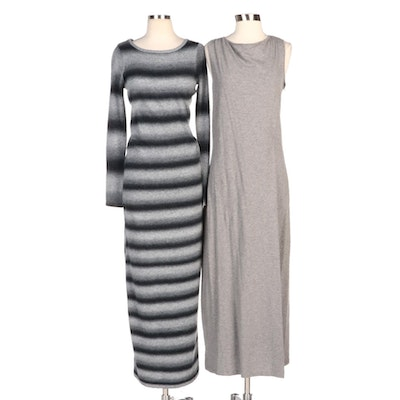 BB Dakota Maxi Sweater Dress and Mountain Khakis Solitude Maxi Tank Dress