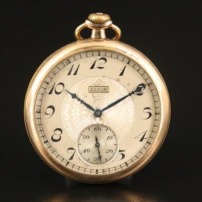 1924 Elgin Size 12 Pocket Watch