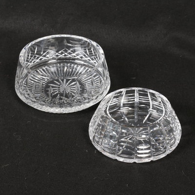 "Waterford Crystal ""Lismore"" and Giftware Bowls"