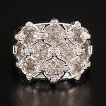 18K 1.77 CTW Diamond Ring