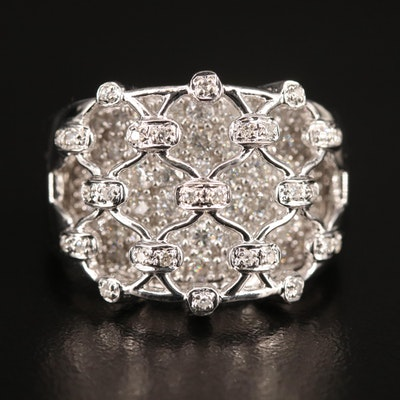 18K 1.77 CTW Diamond Ring