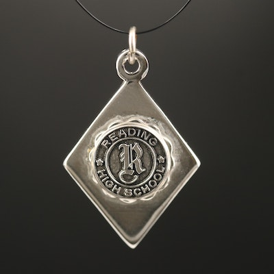 Reading High School Pendant