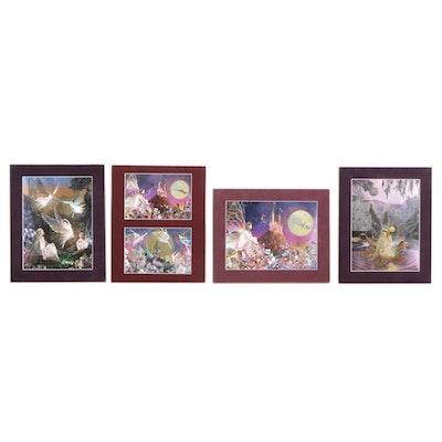 "Dufex Foil Prints, ""Fairy Dreams"" and more, 2005 - 2006"
