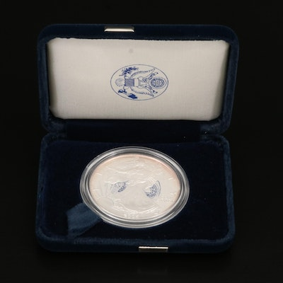 2005-W $1 American Silver Eagle Proof Bullion Coin
