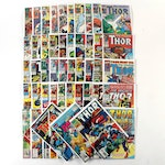 """""""The Mighty Thor"""", """"The Avengers"""" and More Marvel Comic Books"""