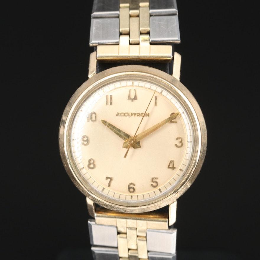 1963 Bulova Accutron Wristwatch