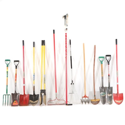 Outdoor Lawn and Garden Tools