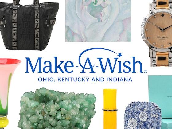 Make-A-Wish Benefit Auction