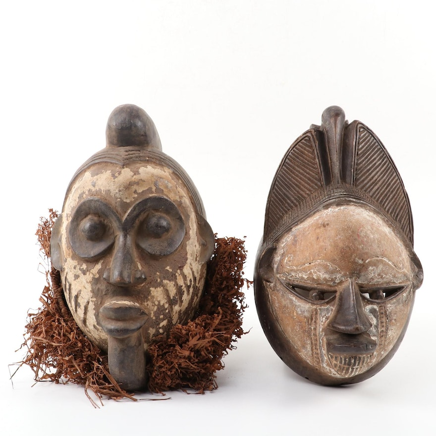Igbo Style and Other West African Style Mask
