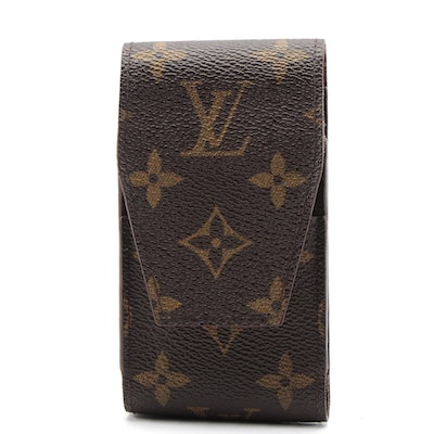 Louis Vuitton Etiu Cigarette Case in Monogram Canvas