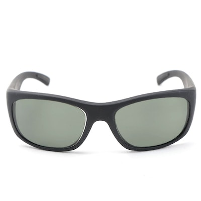 Ray-Ban RB4177 Black Wrap Around Sunglasses