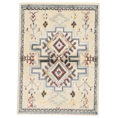 "3'11 x 5'6 Carmel Floor Design ""Casablanca"" Area Rug"