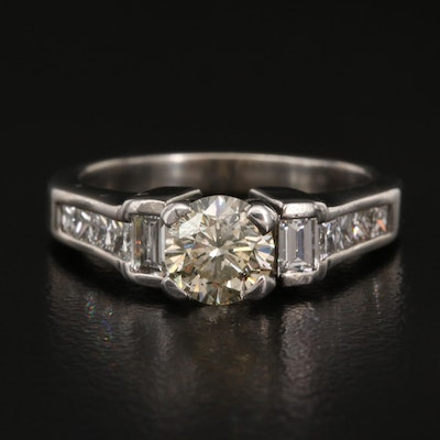 14K 1.70 CTW Diamond Ring