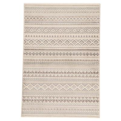 """3'3 x 4'10 Carmel Floor Design """"Mundo"""" Accent Rug"""