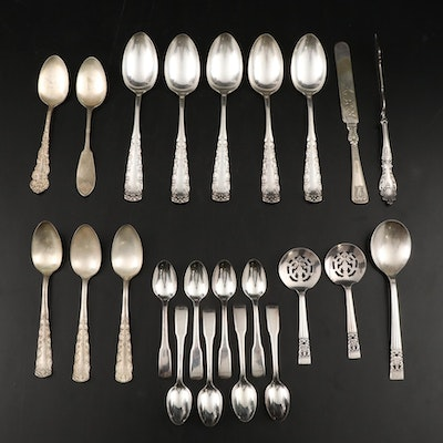 1847 Rogers Bros., Towle and Other Silver Plate Flatware