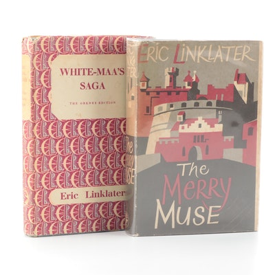 "First UK Edition ""The Merry Muse"" and More by Eric Linklater, 1950s"