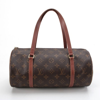 Louis Vuitton Papillon 30 in Monogram Canvas