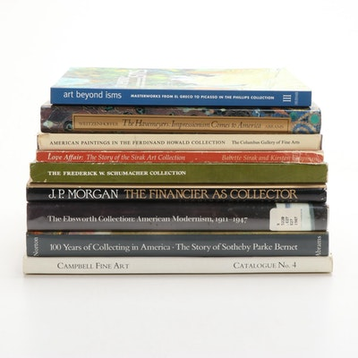 """100 Years of Collecting in America"" and More Books on Art Collections"