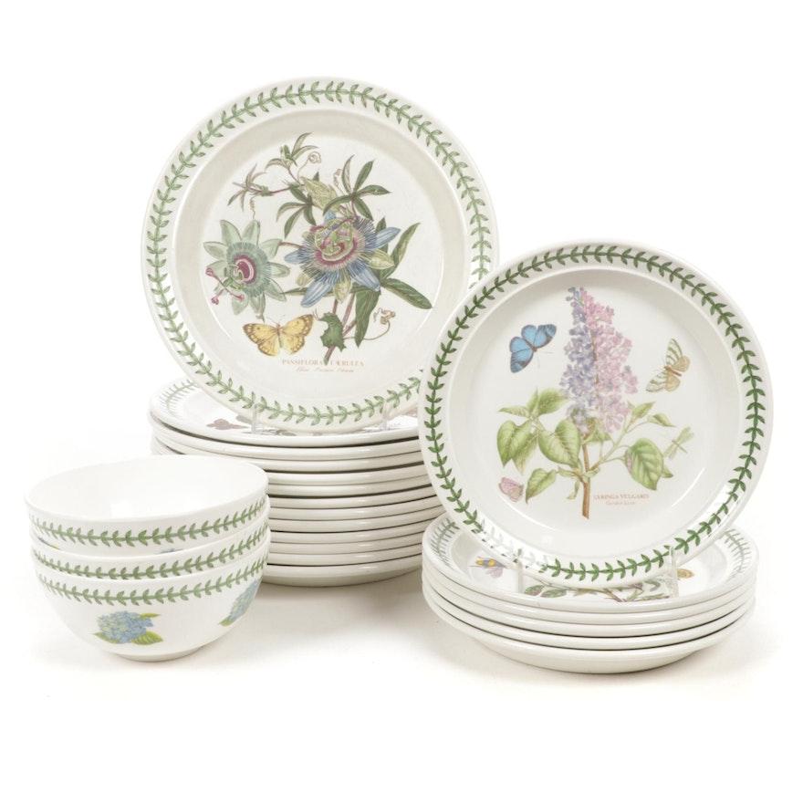 """Portmeirion """"The Botanic Garden"""" Dinnerware"""