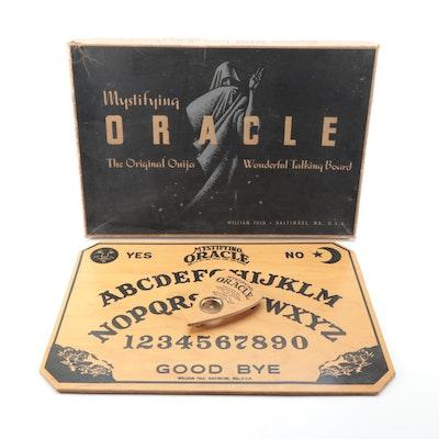 William Fuld Mystifying Oracle Ouija Board, Baltimore MD