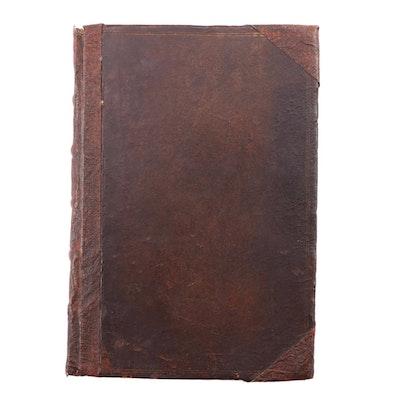 """Secundi Nouocomensis, Epistolarum libiri X"" by Pliny the Younger, 1529"