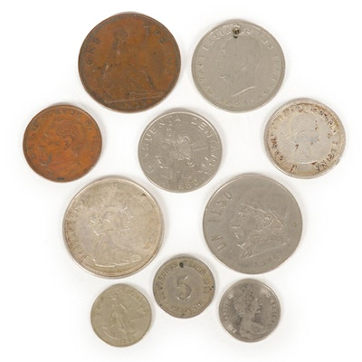 International Coin Collection, 20th Century
