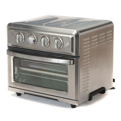 Cuisinart Stainless Steel Airfryer Toaster Oven