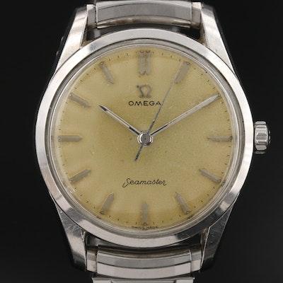 "1959 Omega ""Seamaster"" Wristwatch"