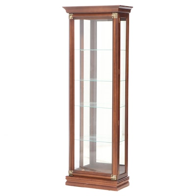 Rhodes Illuminated Display Cabinet