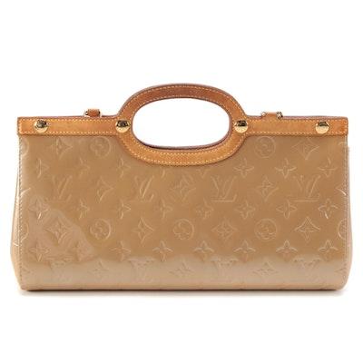 Louis Vuitton Roxbury Drive Two-Way Bag in Monogram Vernis