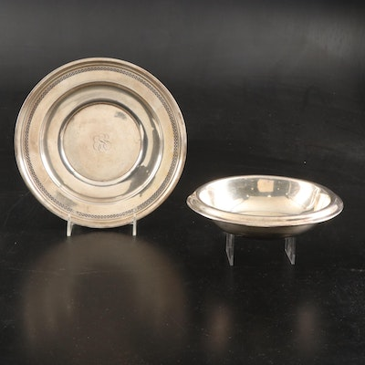 Dominick & Haff and Towle Sterling Silver Bowls