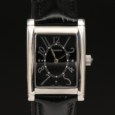 Tourneau Stainless Steel Wristwatch for Gap Inc. 15 Year Service Award