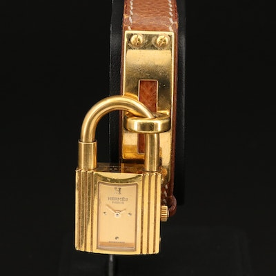 Hermès Kelly Quartz Wristwatch