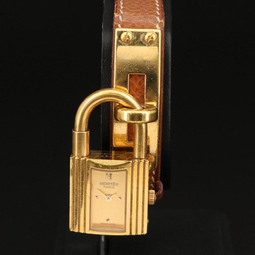 Hermès Kelly Quartz Wristwatch