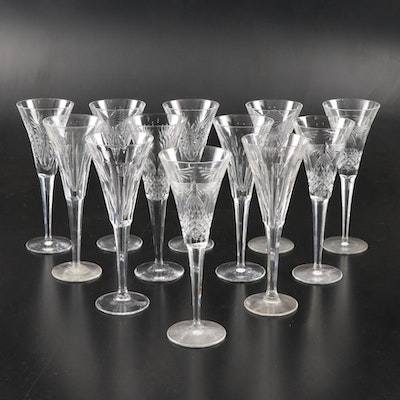 Waterford Crystal Millenium Series Toasting Flutes
