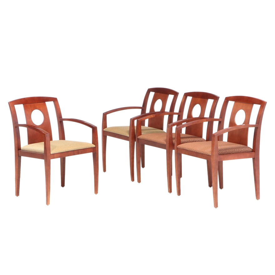 Haworth Myrtle-Mueller Upholstered Dining Chairs