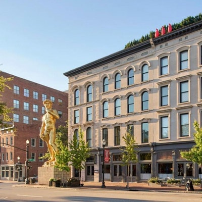 Louisville Getaway Including 21C Hotel Stay, Proof on Main, and Angel's Envy