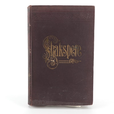 """Pictorial Edition of the Works of Shakspere: Comedies"" Vol. I Edited by Knight"