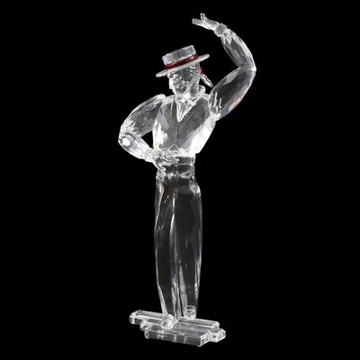 "Swarovski ""Antonio Magic of Dance"" Crystal Figurine, 2003"