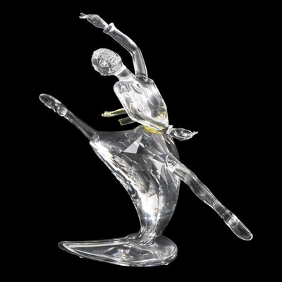 "Swarovski ""Anna Magic of Dance"" Crystal Figurine, 2004"