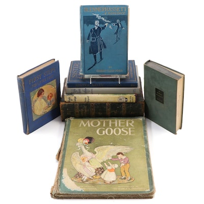 """Godey's Lady's Book and Magazine"" and More Fiction and Nonfiction Books"