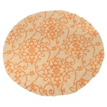 7'11 x 7'11 Hand-Tufted Contemporary Round Area Rug