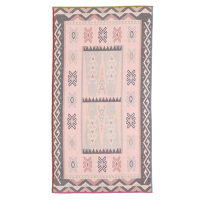 2'8 x 4'10 Machine Made Norm Hali Turkish Printed Accent Rug