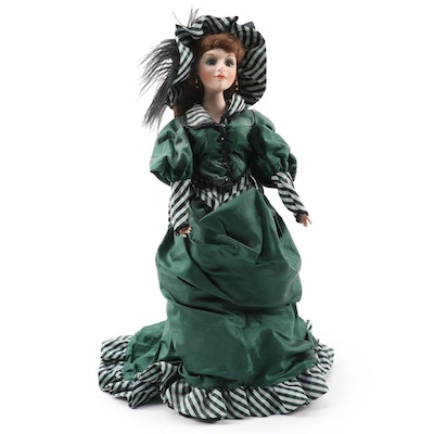 "Franklin Heirloom Musical Doll ""Colleen of County Cork"" by Anne Jackson"