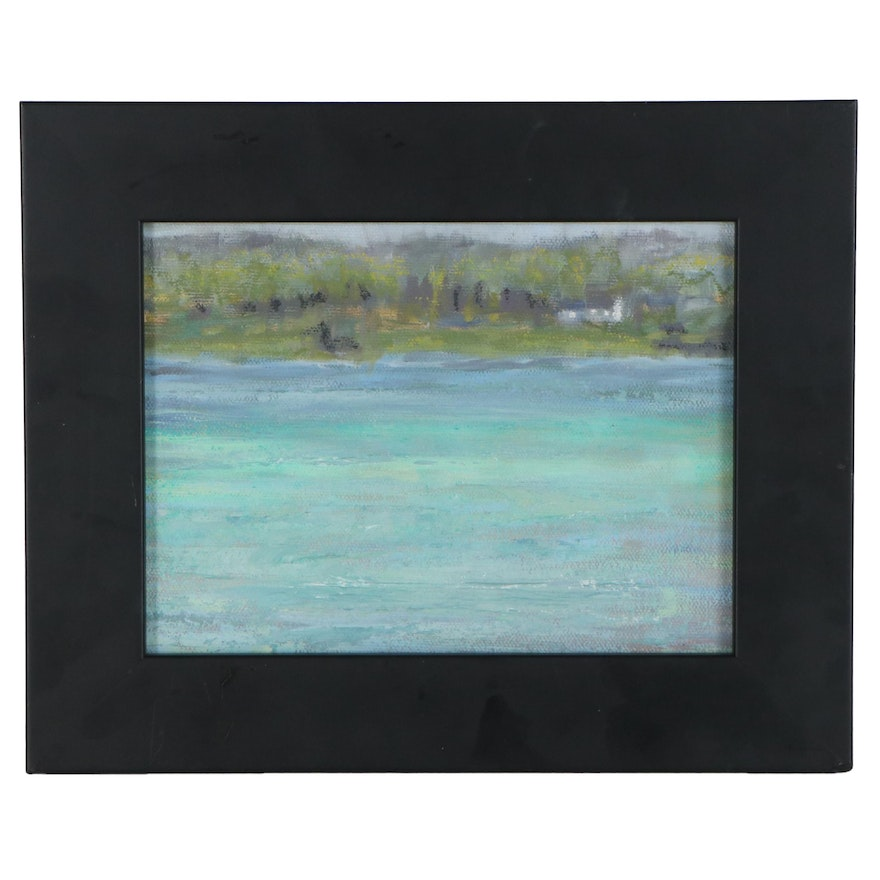 Carol MacConnell Landscape Oil Painting, 21st Century