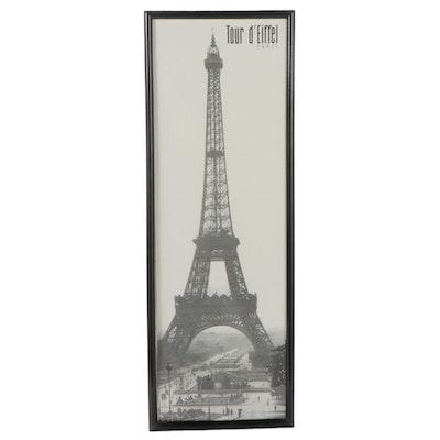 """""""Tower d'Eiffel"""" Poster"""