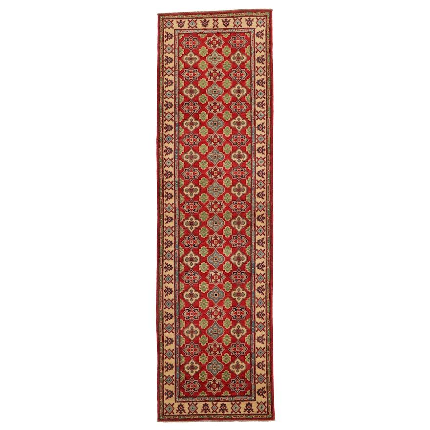 2'9 x 9'9 Hand-Knotted Pakistani Carpet Runner